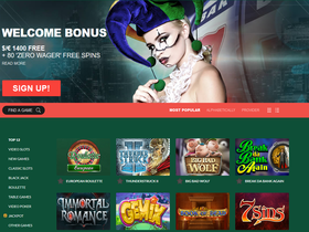 Casino-Mate Welcomes Players